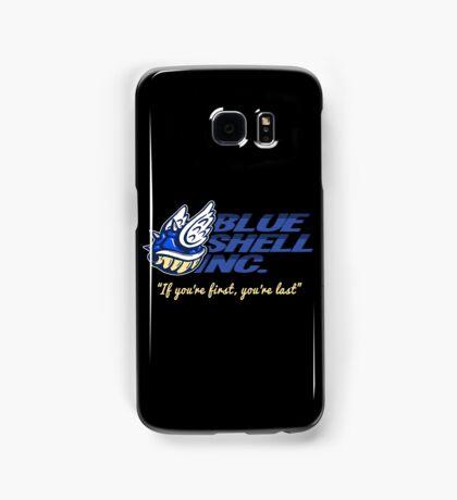Blue Shell Inc. (no distressing) Samsung Galaxy Case/Skin