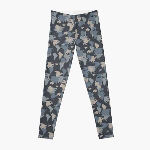 Camouflage Pattern 14 Leggings