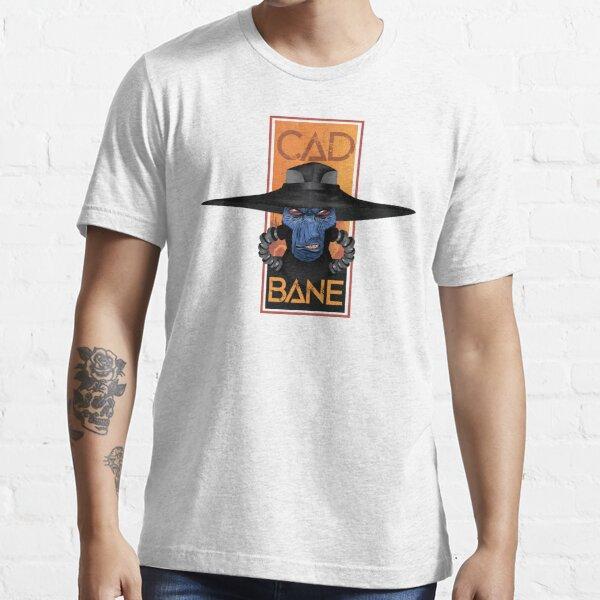 Cad Bane Essential T-Shirt