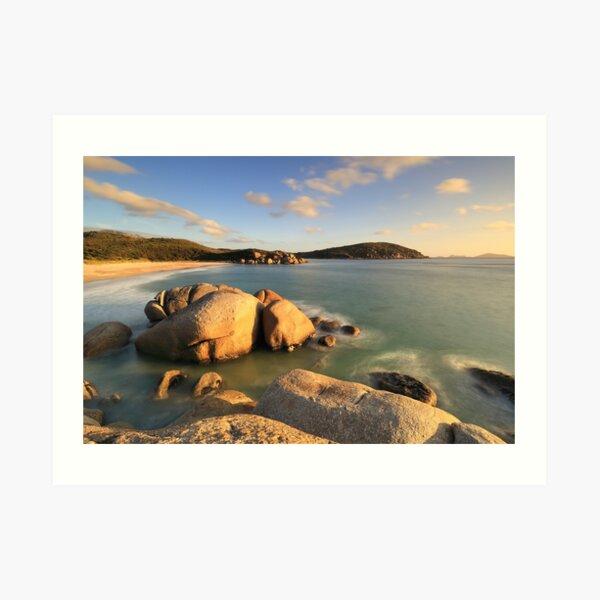 Whisky Bay - Wilsons Promontory Art Print