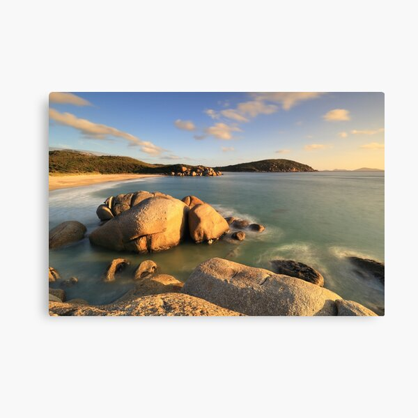 Whisky Bay - Wilsons Promontory Canvas Print