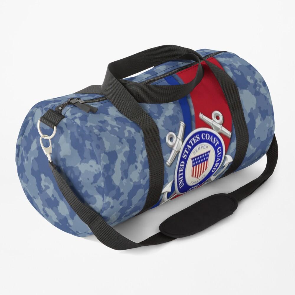 US Coast Guard Duffle Bag