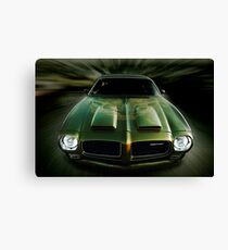 Nightrider Canvas Print