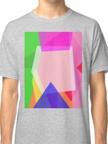 Minimalism Contrast Classic T-Shirt