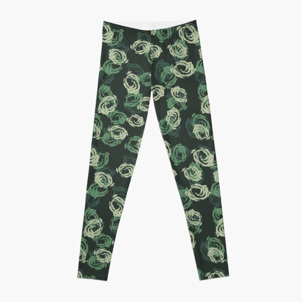 Camouflage Pattern 17 Leggings