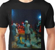 Night at the Roller Derby Unisex T-Shirt