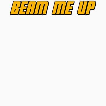 Beam Me Up  by GeekGamer