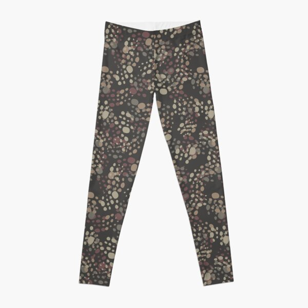 Camouflage Pattern 18 Leggings