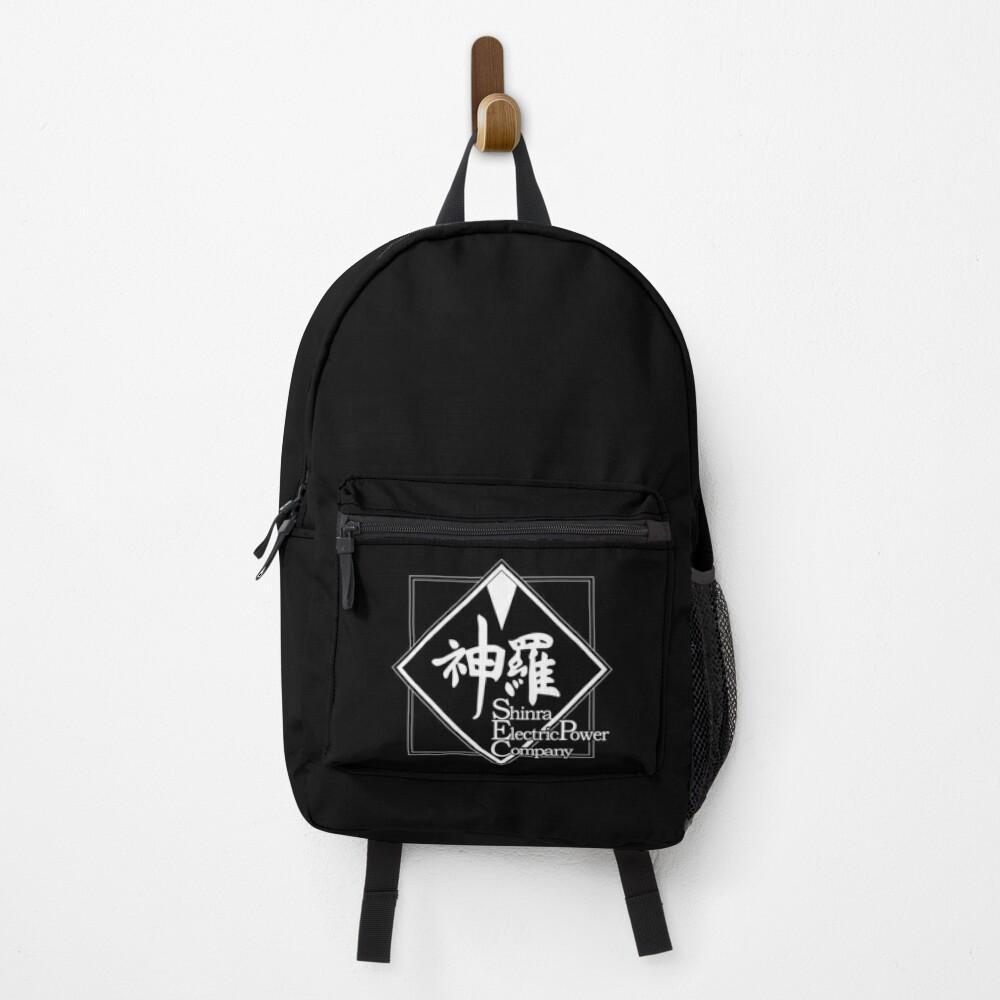 Final Fantasy® VII Remake - Shinra Electric Power Company (Logo) [White] Backpack