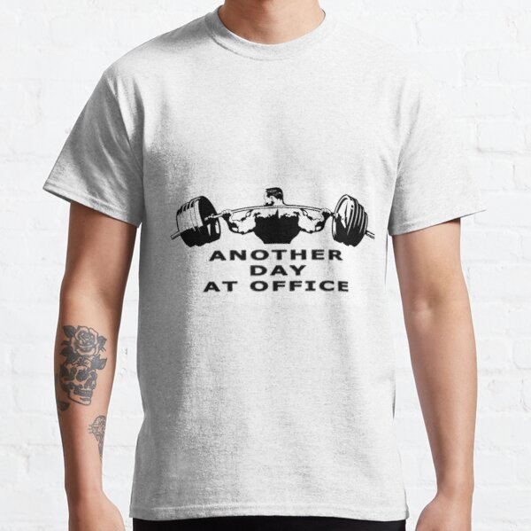 Another Day At Office Classic T-Shirt