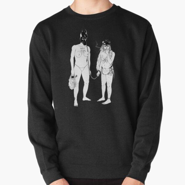 Death Grips The Money Store  Pullover Sweatshirt