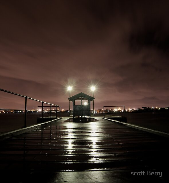 Shelter from the storm by scott Berry