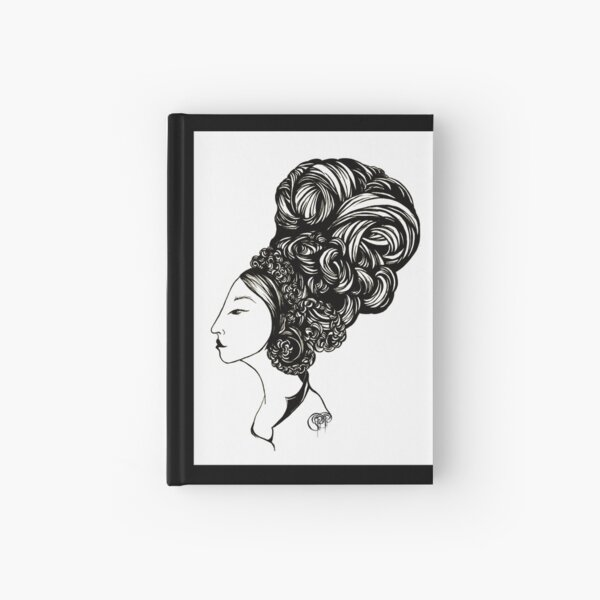 Asian American- A lot on my mind Hardcover Journal