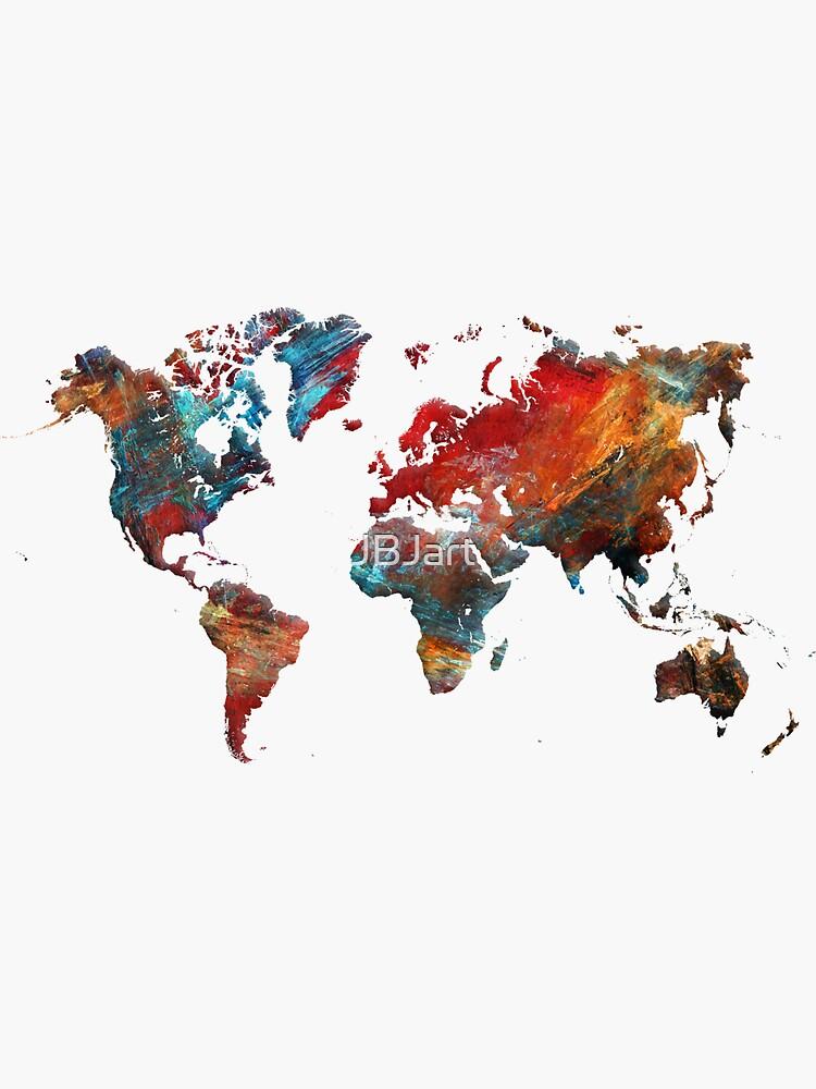 World Map 2020 #map #worldmap by JBJart