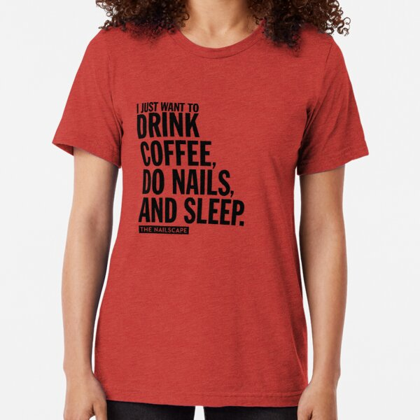 I Just Want To... Tri-blend T-Shirt