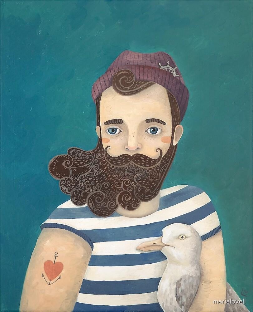 A Sailor by marialovell