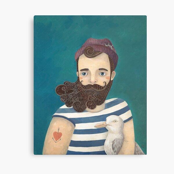 A Sailor Canvas Print