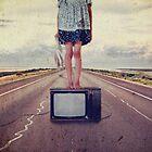 Fade Away... by Carol Knudsen