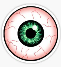 Eye on the Prize Sticker