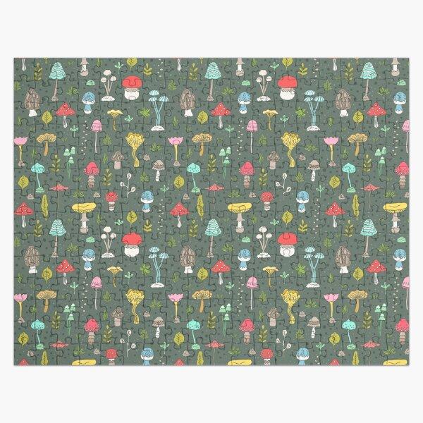 Mushrooms Jigsaw Puzzle