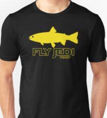 Camiseta ajustada Trucha FlyJedi