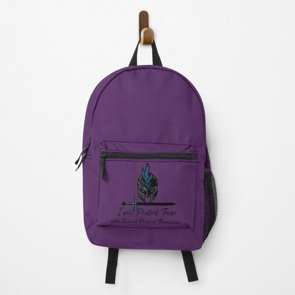 Oath To Protect Backpack