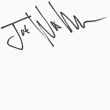 Joe Walker (Starkid) Autograph by christinenjones