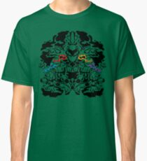 Teenage Mutant Ninja Rorschach Classic T-Shirt