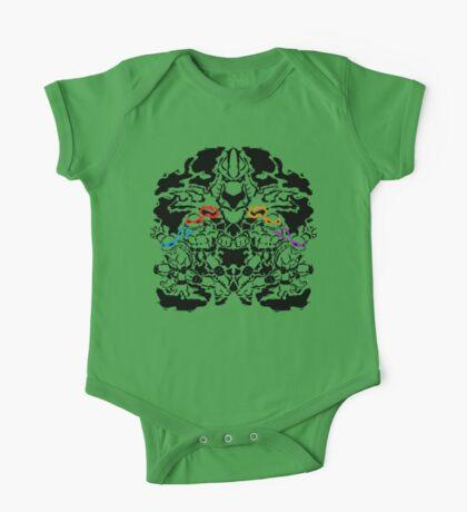 Teenage Mutant Ninja Rorschach Kids Clothes