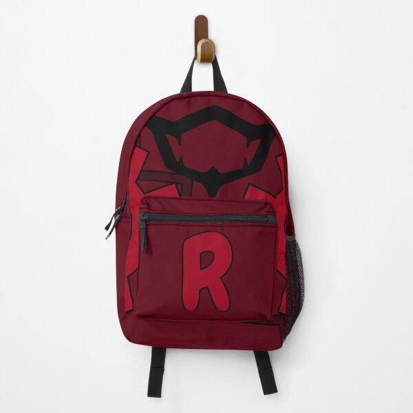 Kirishima Red Riot Bag Backpack