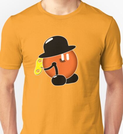 An Orange Clockwork T-Shirt