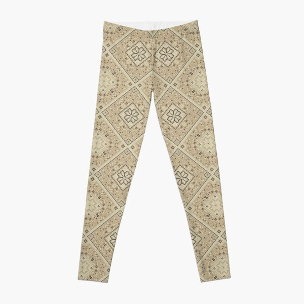 Ethnic Pattern 04 Leggings