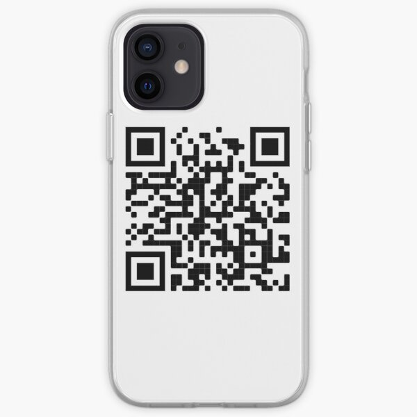 tom holland lip sync battle QR code iPhone Soft Case