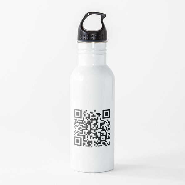 tom holland lip sync battle QR code Water Bottle