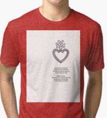Tattoo Comp |  Mothers Heart Tri-blend T-Shirt