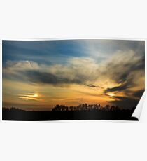 Two Suns over Kentucky Poster