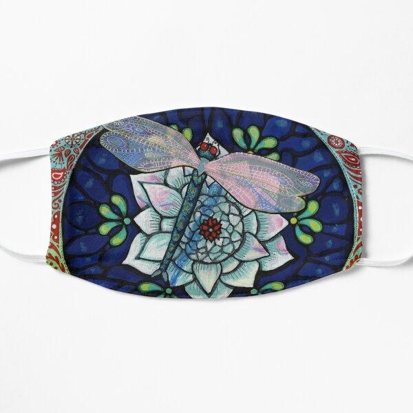Dragonfly Mandala 2 Mask