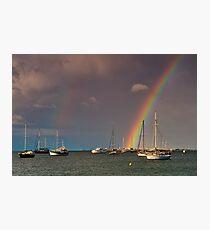 """A Covenant Over Corio Bay"" Photographic Print"