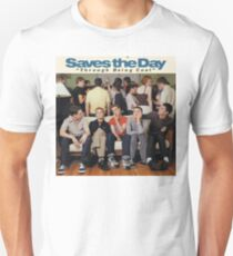 Saves the Day - Through Being Cool Slim Fit T-Shirt