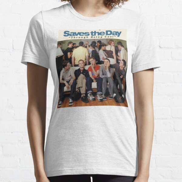 Saves the Day - Through Being Cool Essential T-Shirt