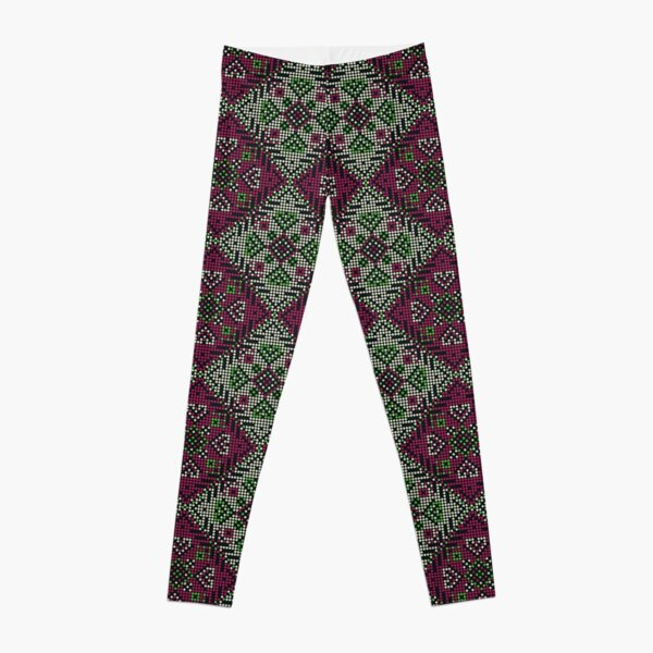 Ethnic Pattern 07 Leggings