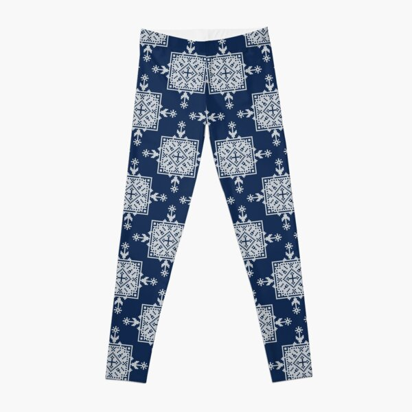 Ethnic Pattern 08 Leggings