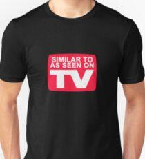 Similar to TV T-Shirt
