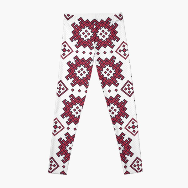 Ethnic Pattern 09 Leggings