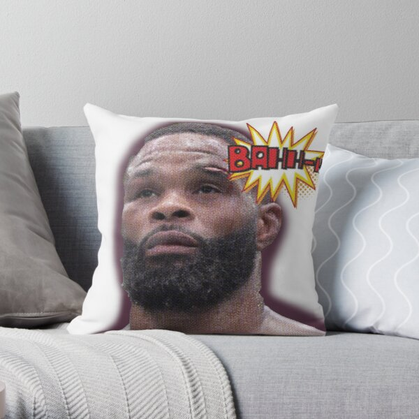 Tyron Woodley Pillows Cushions Redbubble