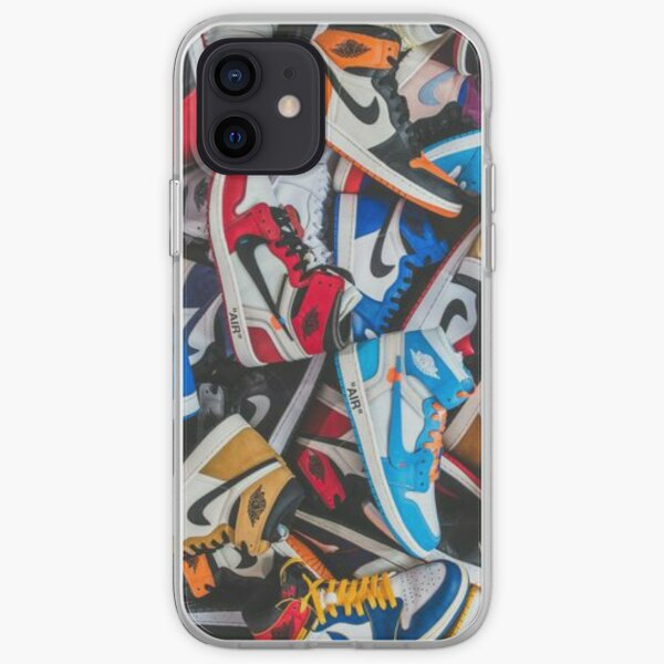 All of Sneaker Brands iPhone Soft Case