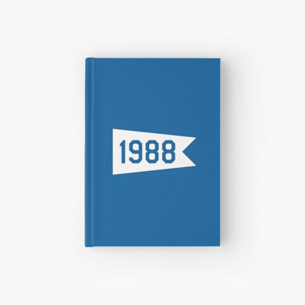 LA 1988 Pennant Hardcover Journal