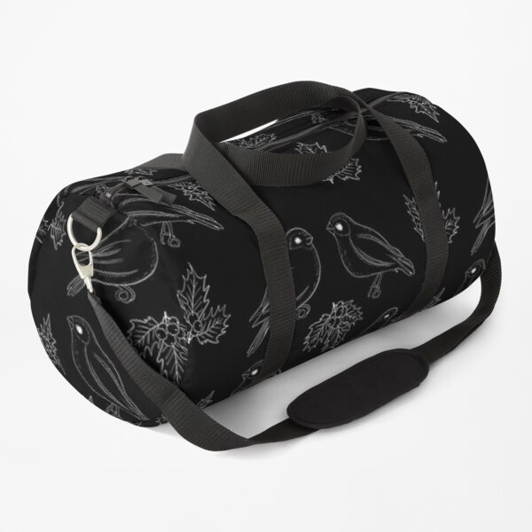 the birds Duffle Bag