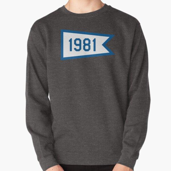 LA 1981 Pennant Pullover Sweatshirt
