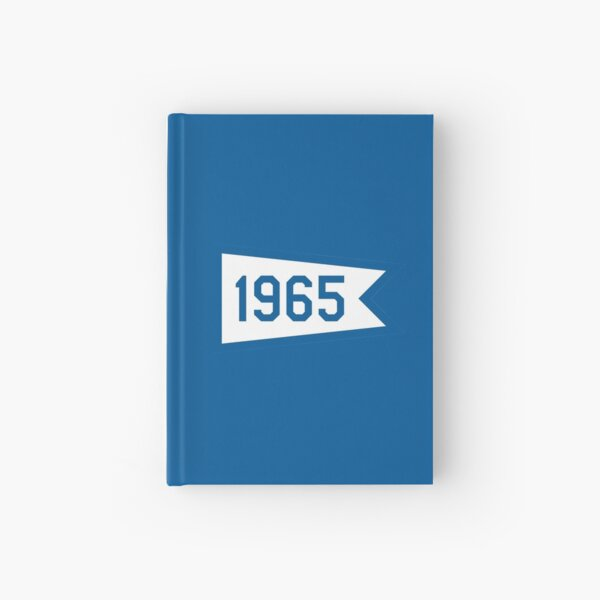 LA 1965 Pennant Hardcover Journal